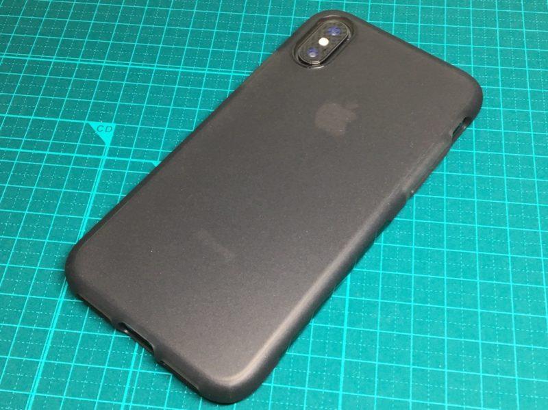 iPhone X用 Anker KARAPAX 保護ケース