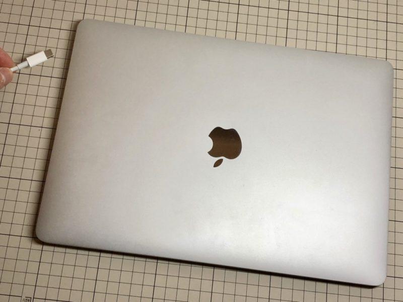 MacBook 画面クリーニング