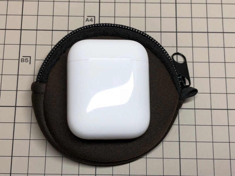 AirPods 100均ケース