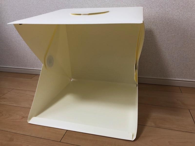 撮影ボックス