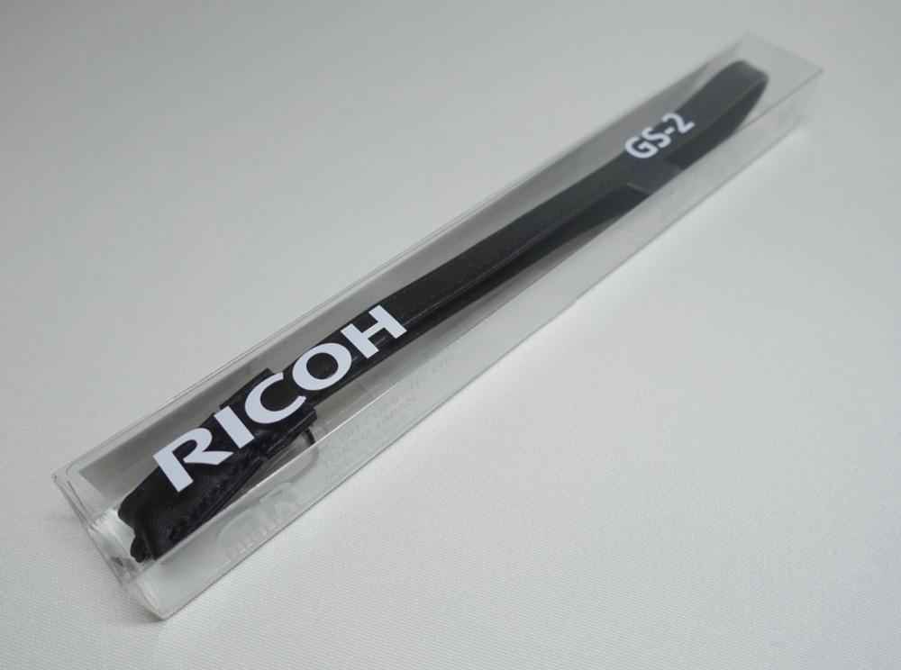 【レビュー】「RICOH ハンドストラップ GS-2」RX100と相性抜群なストラップ